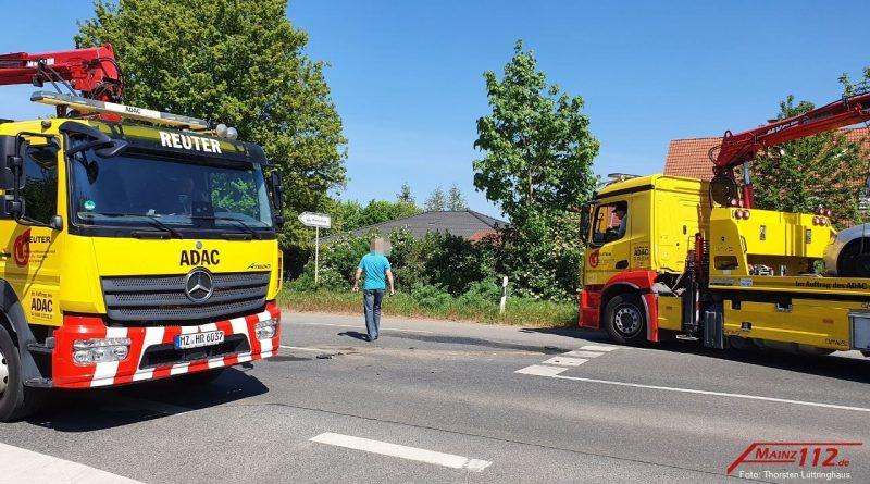 Unfall Gonsenheim