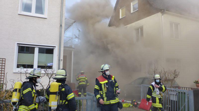 Kellerbrand Erhardstraße